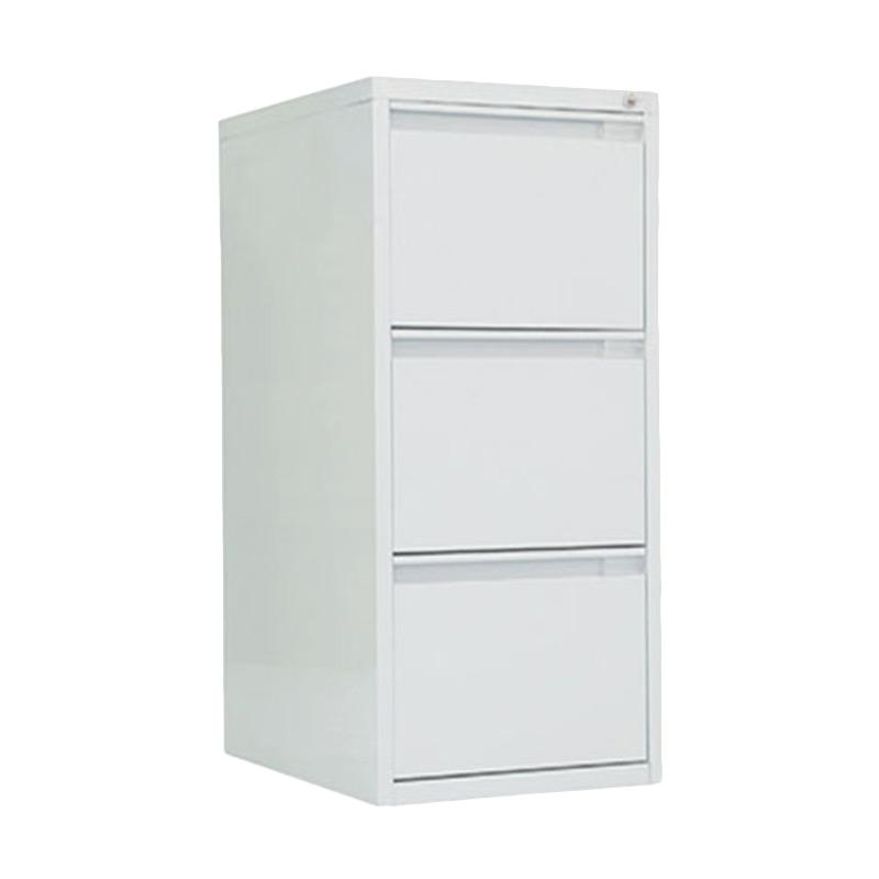 HighPoint A3DRFFCSH Granada Filing Cabinet [3 Drawer]