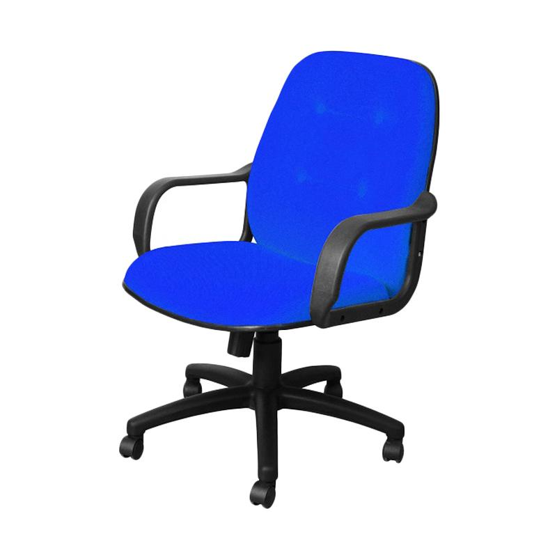 Uno London MAP-2 U-14 Office Chair - Biru [Khusus Jabodetabek]