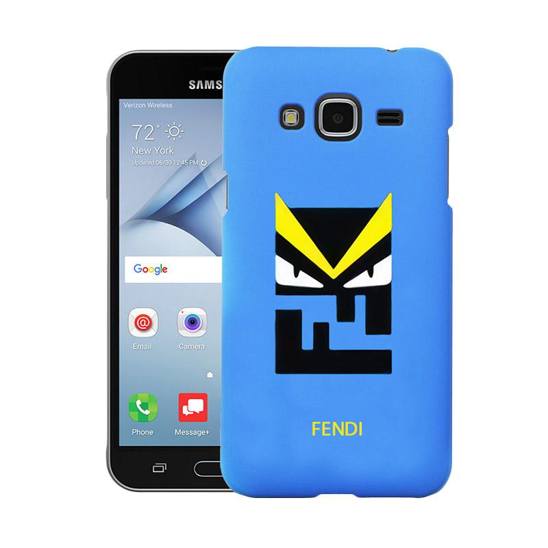 Fendi Givenchy C99 Hardcase Casing for Samsung Galaxy J3 2016