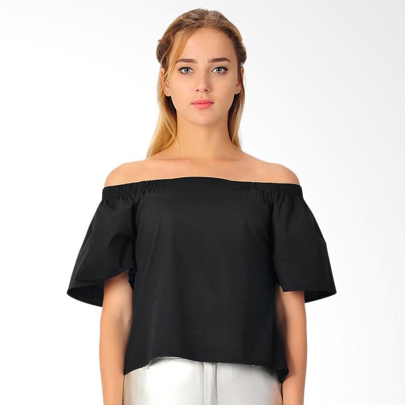 Sjo & Simpaply Hamsen Women's Blouse - Black