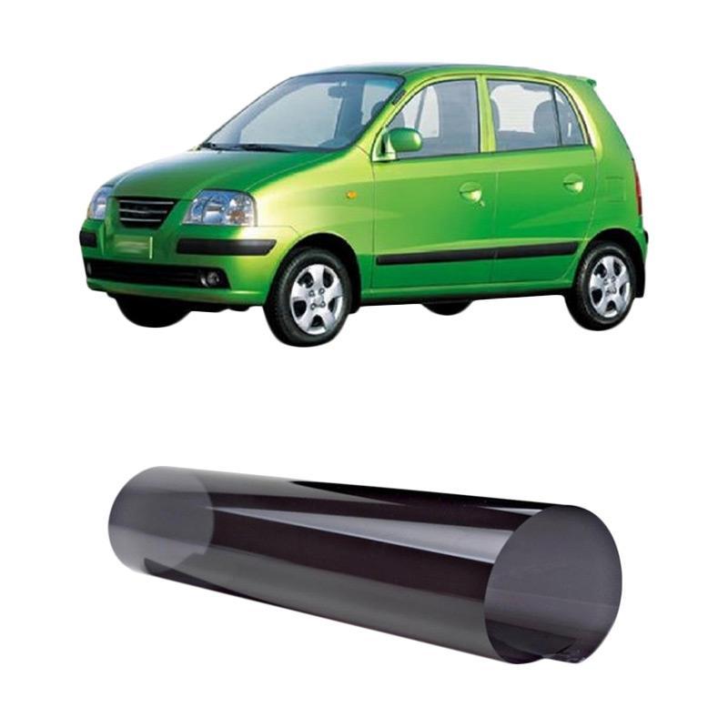 3M Auto Film Paket Eco Black Kaca Film Mobil for Hyundai Atoz