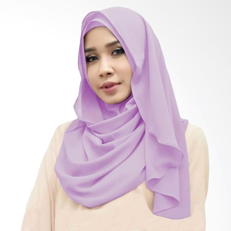 Kus Group Orchid Hijab Instant - Dusty Ungu