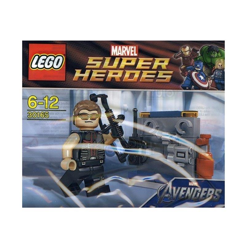 LEGO 30165 Marvel Super Heroes Hawk Eye with Equipment Mini Blocks