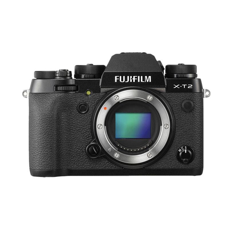 Fuji XT 2 BO Black + Instax Share SP 2
