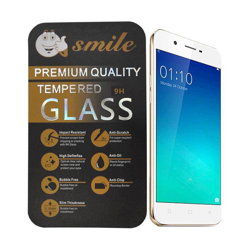 Smile Tempered Glass Screen Protector for Oppo A39