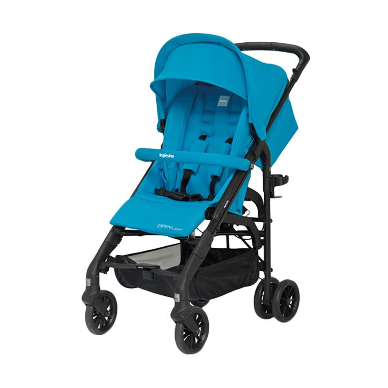 Inglesina Zippy Light Stroller Antigua - Blue