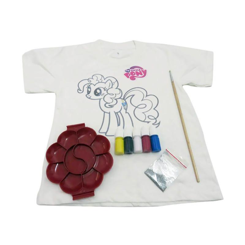 Jual Mainan Pony Terbaru Kualitas Terbaik Blibli Kaos Djuren Mewarnai