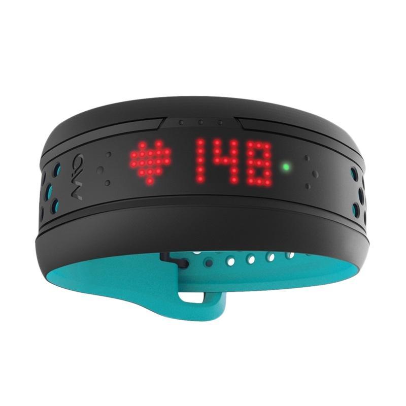 MIO Fuse 59P Heart Rate Activity Tracker - Aqua Regular
