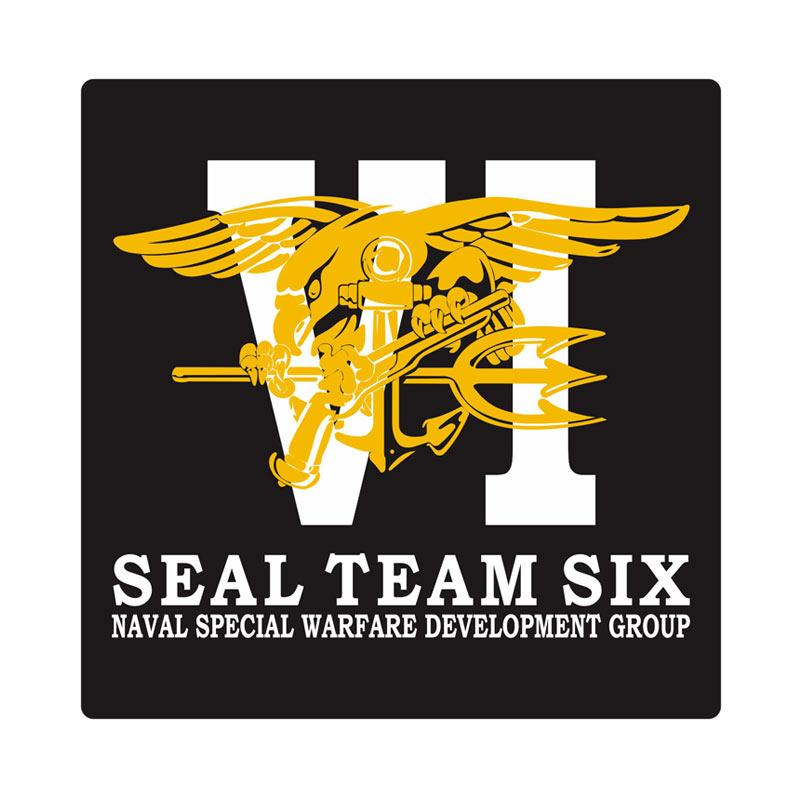 Kyle United States Navy Seal Team Six Cutting Sticker