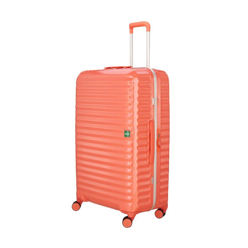 Lojel Groove 2 Frame Koper Hardcase - Pink [79.5 cm/31.3 Inch/Large]