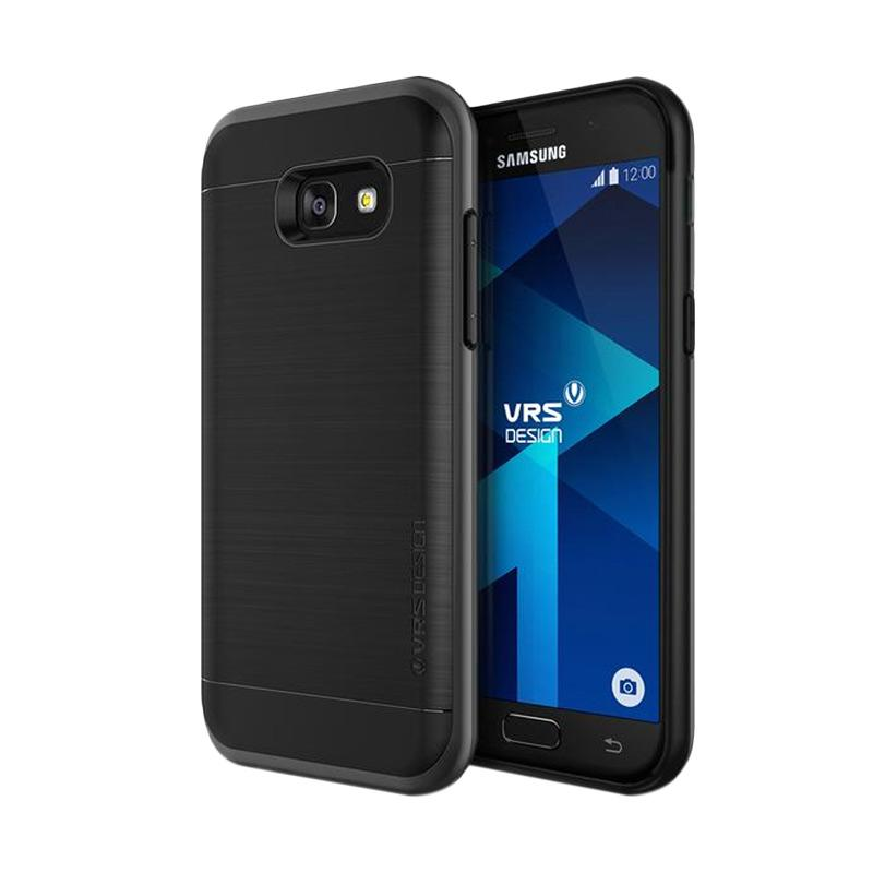 VERUS High Pro Shield Casing for Samsung Galaxy A5 2017 - Steel Silver