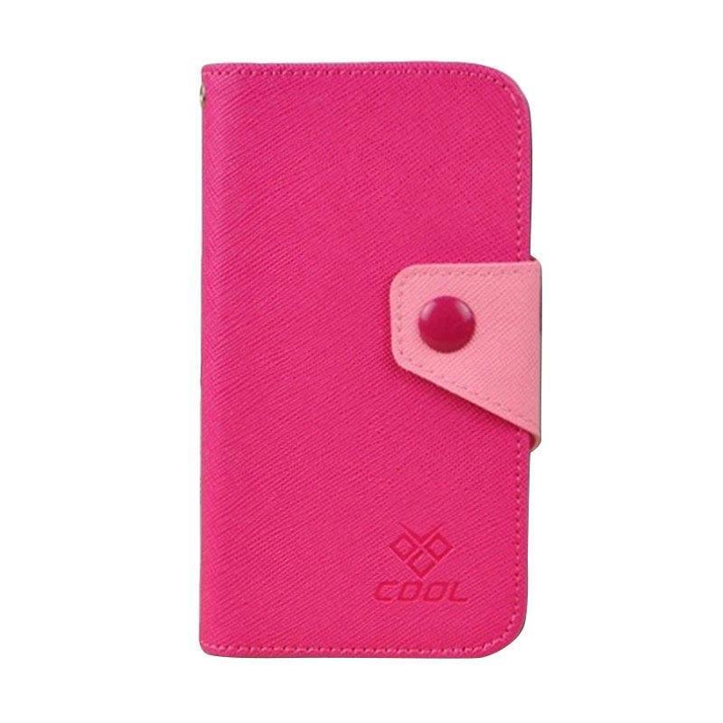 harga OEM Case Rainbow Cover Casing for Huawei Mate 8 - Merah Muda Blibli.com