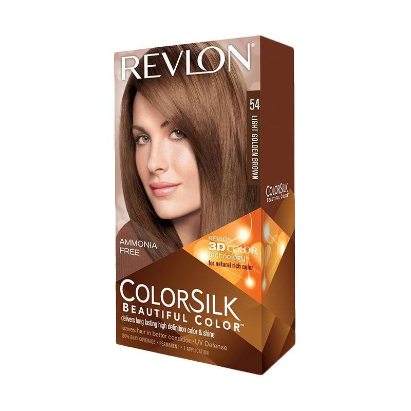 Revlon ColorSilk Hair Color - Light Golden Brown