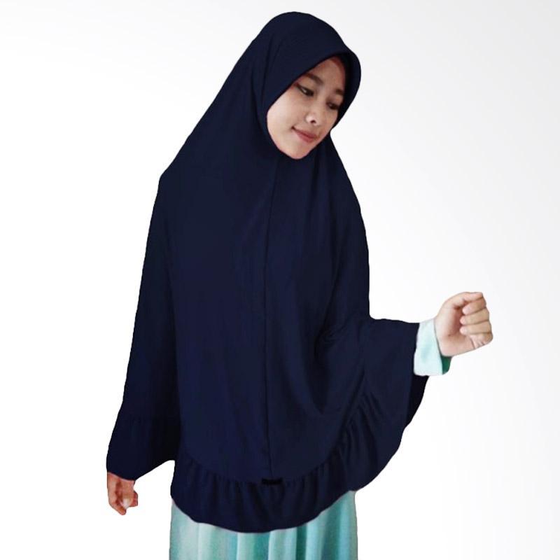 Milyarda Hijab Instant Bergo Pet Ihrom - Navy
