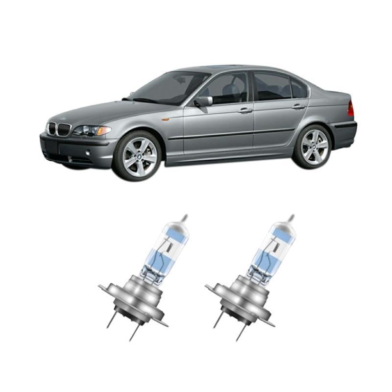 Osram H7 High Beam Lampu Mobil For BMW 330i [12 V/55 W] NBU-H7 64210NBU