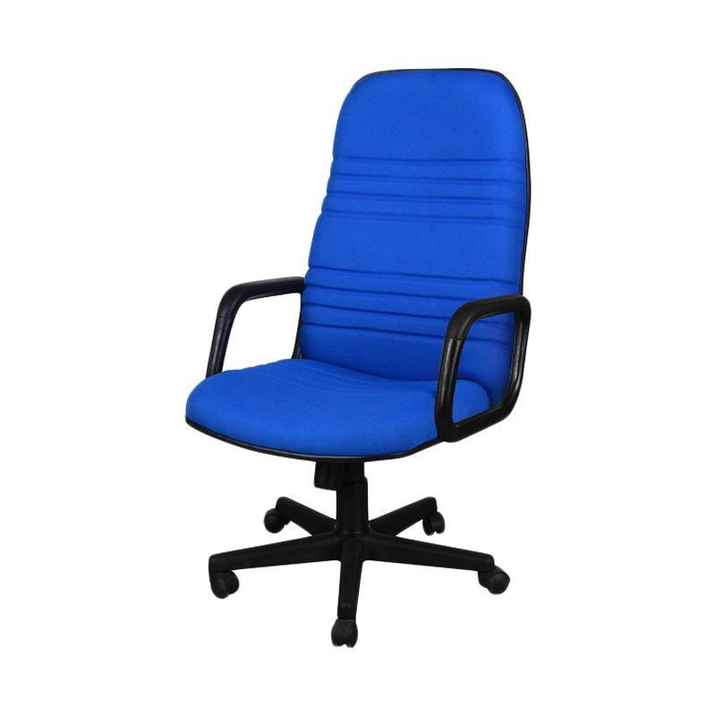 UNO Boston HAU U-14 Office Chair - Biru [Khusus Jabodetabek]