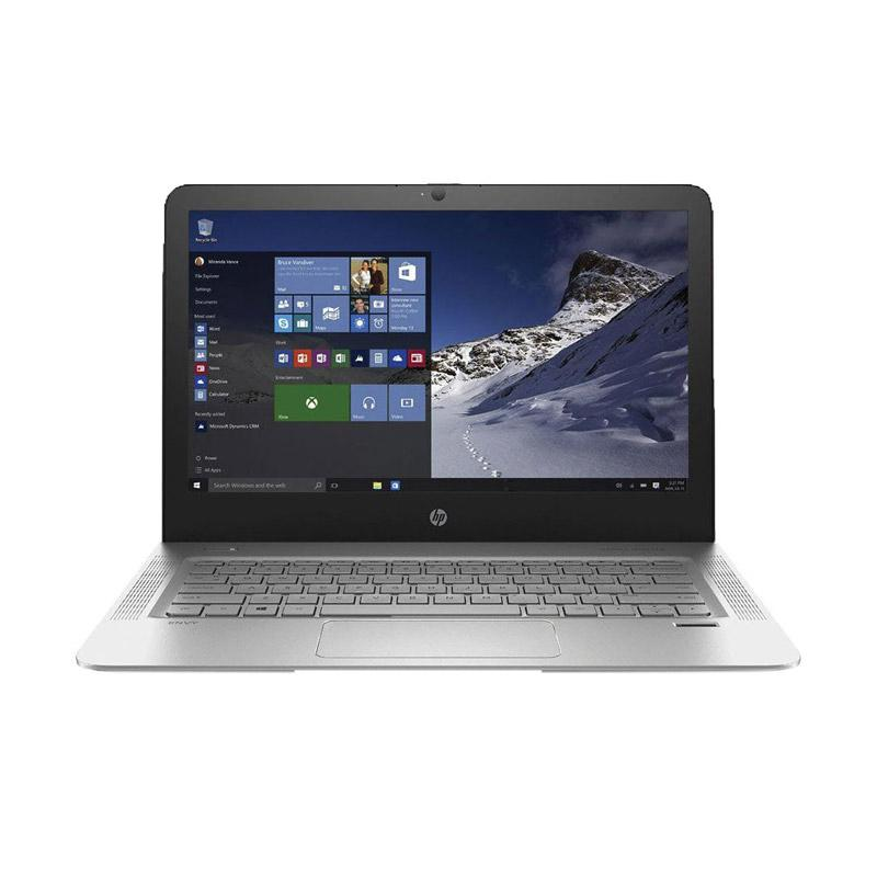 HP Envy 13-D026TU Notebook [Ci5-6200U up to 2.8GHz/4GB RAM/256 GB SSD/WIN 10] Silver