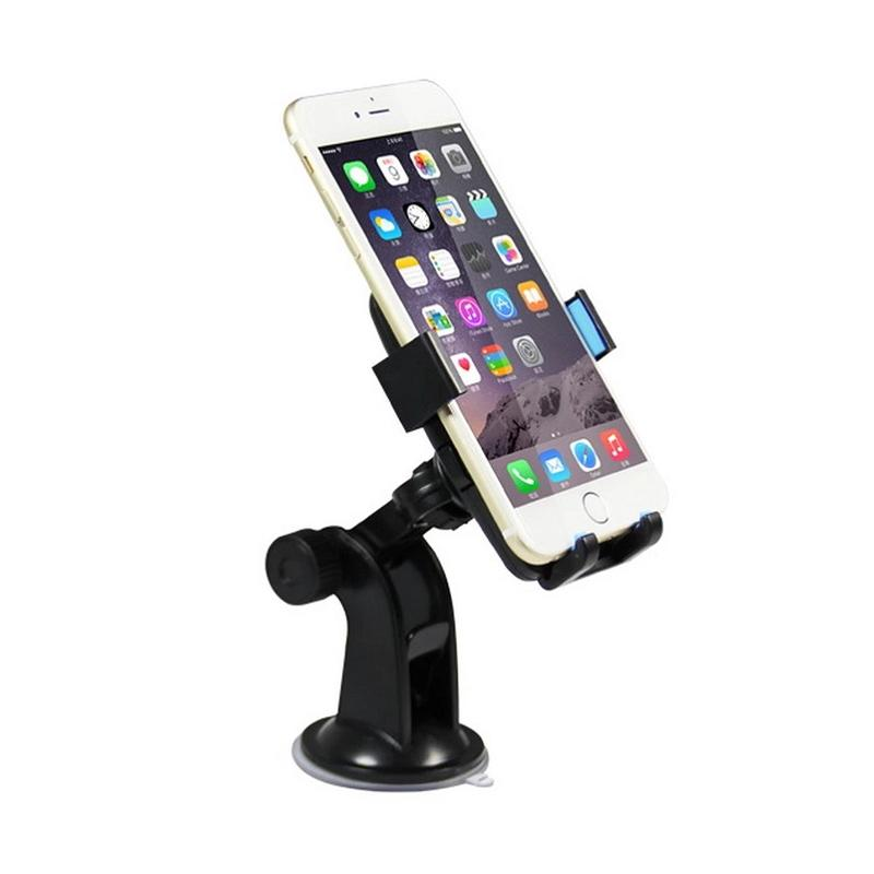 Robot RT-CH01 Car Stand Holder for Smartphone 5.5 Inch [Rotation 360 Degree]