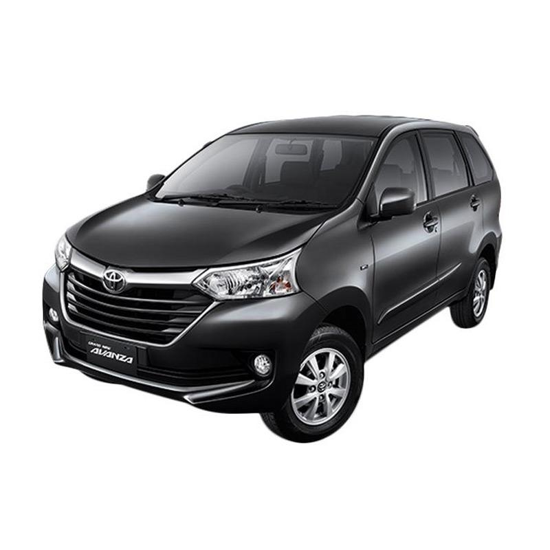 Toyota Grand New Avanza 1.3 E STD Mobil - Black Metallic