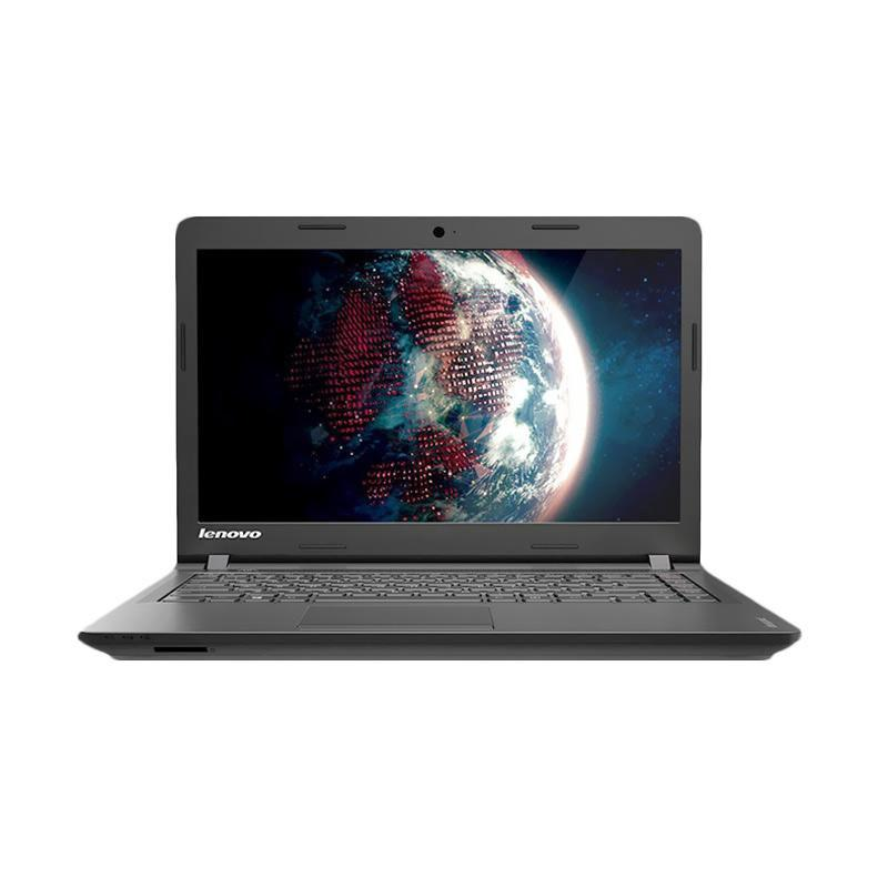 Lenovo Ideapad 100-14ibd 80RK001CID Notebook - Black [i5-5200U/4GB/Nvd 920-2GB/14