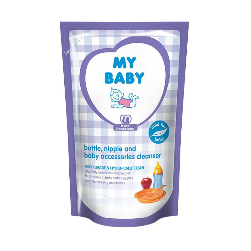 My Baby Bottle, Nipple & Baby Accessories Cleanser [450 mL]