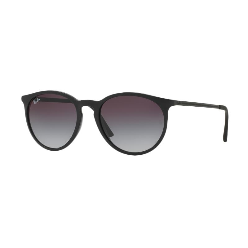 Ray-Ban 601/8G Rb4274F Sunglasses - Black [Size 57 / Gray Gradient]