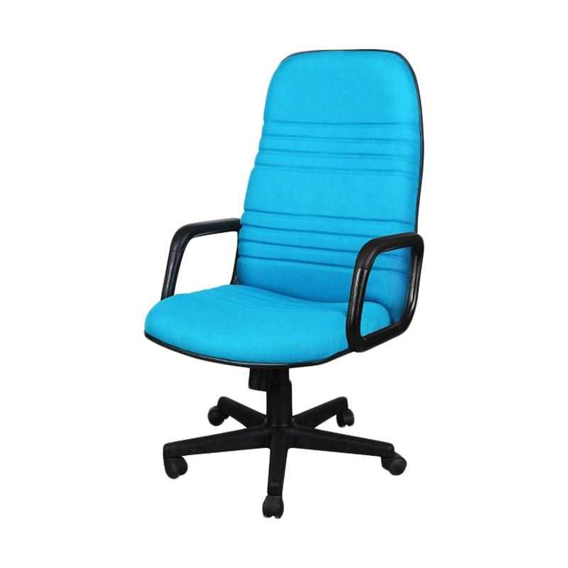 UNO Boston HAU U-15 Office Chair - Biru [Khusus Jabodetabek]
