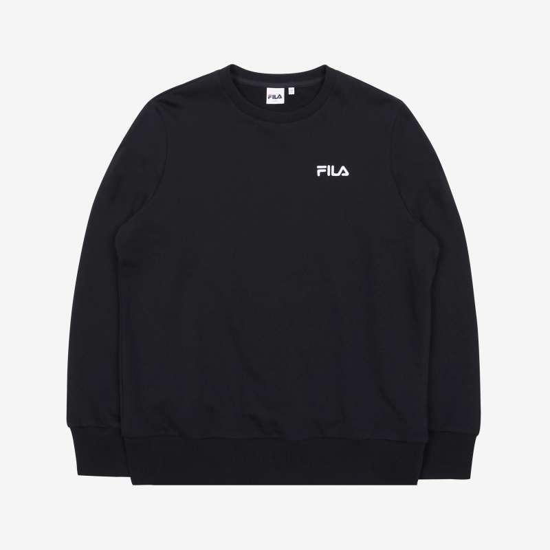 FILA Voyager Swearshirt Magellanic Black