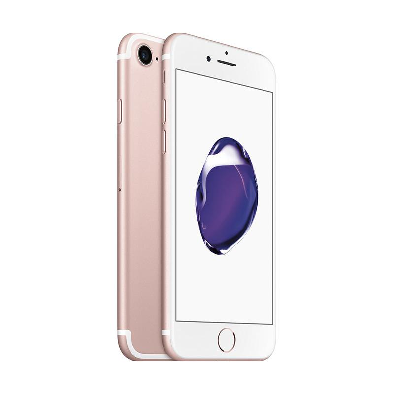 Apple iPhone 7 32 GB Smartphone - Rose Gold [Garansi Resmi]