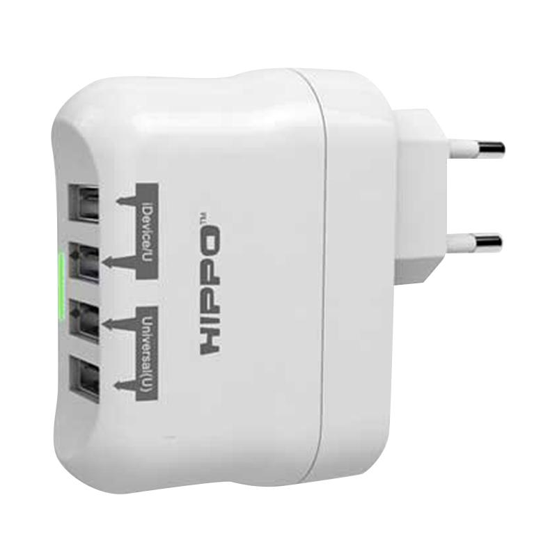 Hippo Tetra Multi USB Adaptor [4 Ports/ Simple Pack]
