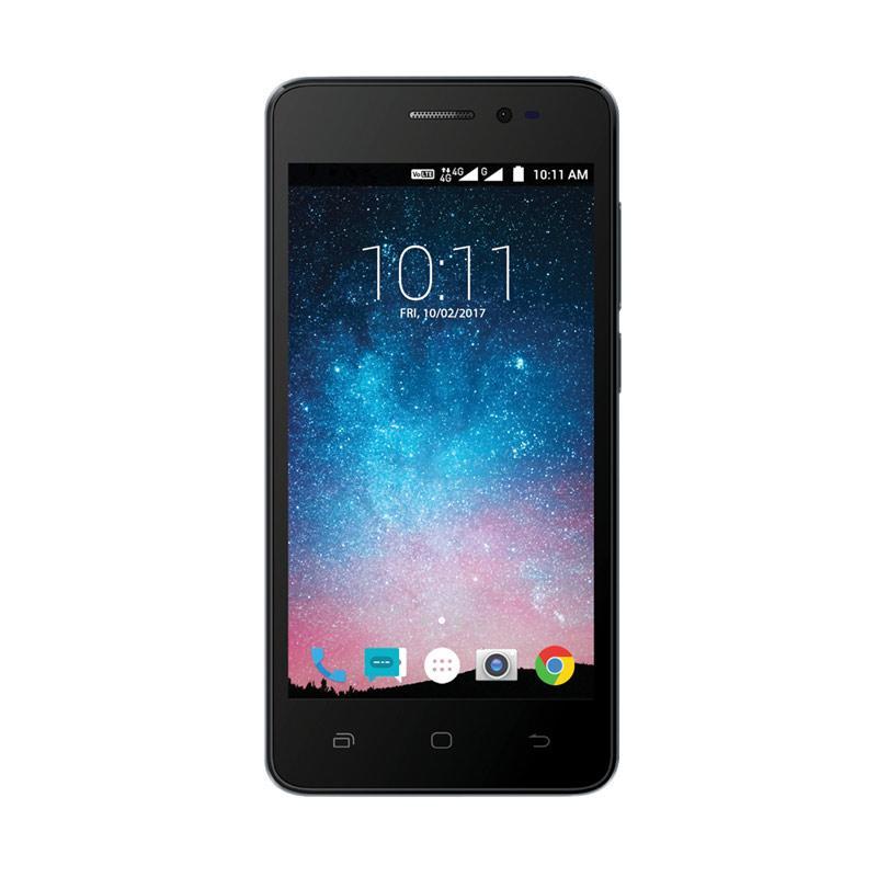 Smartfren Andromax B Special Edition (Smartfren Official Store) - Black [Gratis Internet Setahun Total 30GB]