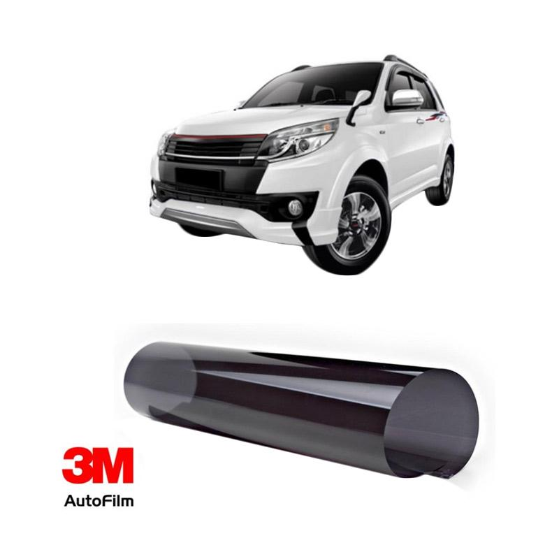 3M Auto Film Paket Eco Black Kaca Film Mobil for Toyota Rush