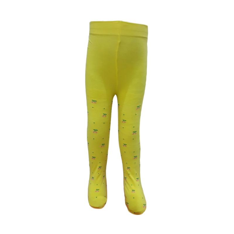 Chloe Babyshop Cherry F643 Legging Anak - Yellow