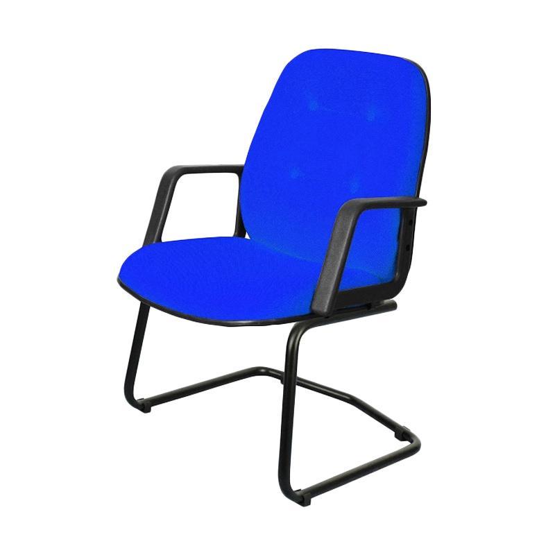 Uno U-8 VAP-1 Office Chair London - Biru [ Khusus Jabodetabek]