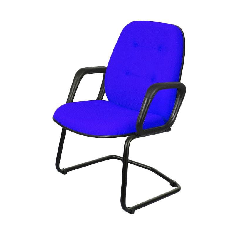 Uno London VAU U-14 Office Chair - Biru [Khusus Jabodetabek]