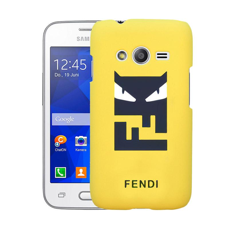 Fendi Givenchy C101 Hardcase Casing for Samsung Galaxy V ( G313 )
