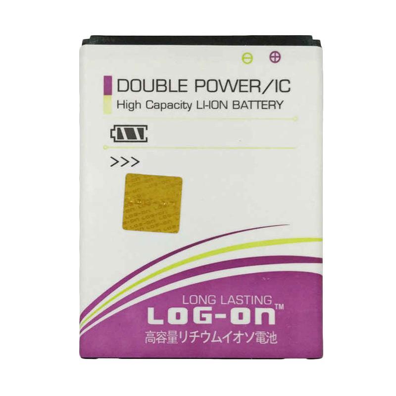 Log On Double Power Baterai for Evercoss A26C [3000 mAh]