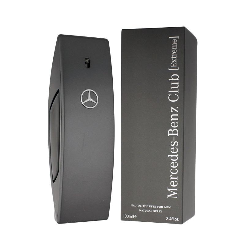 Mercedes-Benz Club Extreme EDT Parfum Pria [100 mL]