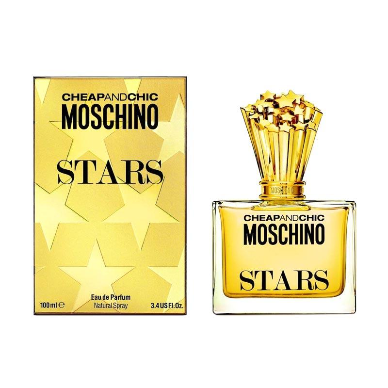 Moschino Stars For Women EDP Parfum Wanita [100 ML]