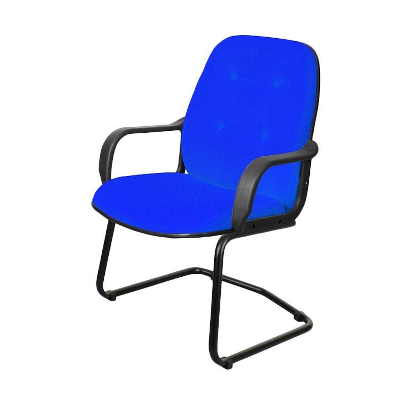 Uno London VAP-2 U-8 Office Chair - Biru [Khusus Jabodetabek]