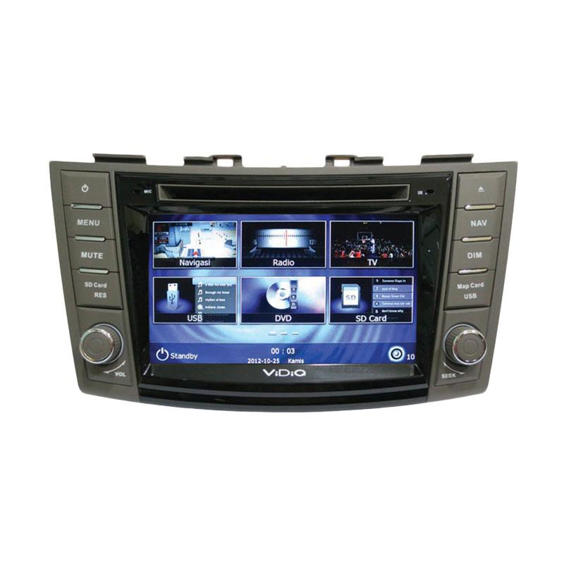 harga Vidiq 768SSDQ Double Din Head Unit for Suzuki Ertiga Blibli.com