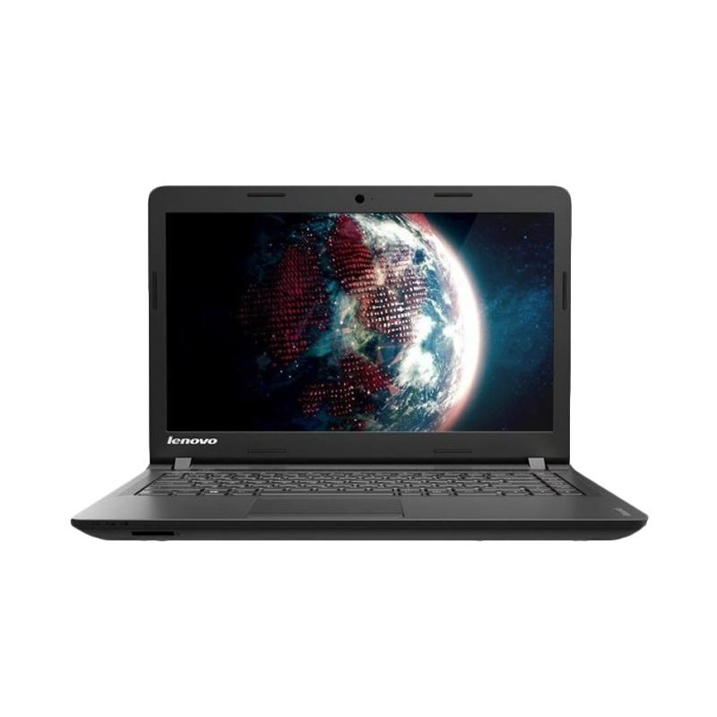Lenovo IdeaPad 110 14AST-80TQ00-05ID Hitam - AMD A9-9400 - 4GB - RADEON R5 - 14 - DOS