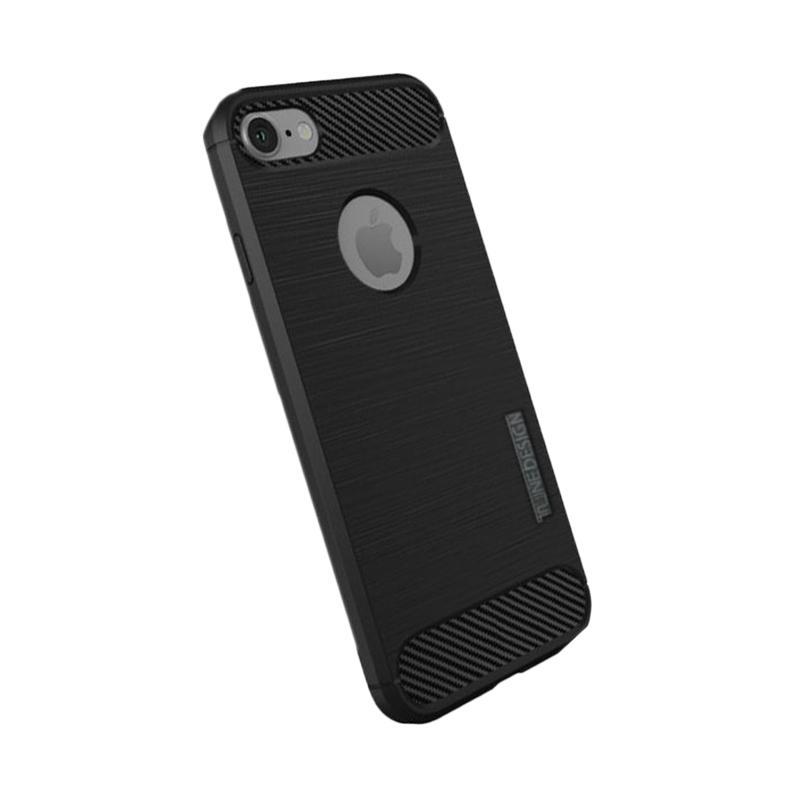 Tunedesign Slim Armor Casing for iPhone 7 - Black