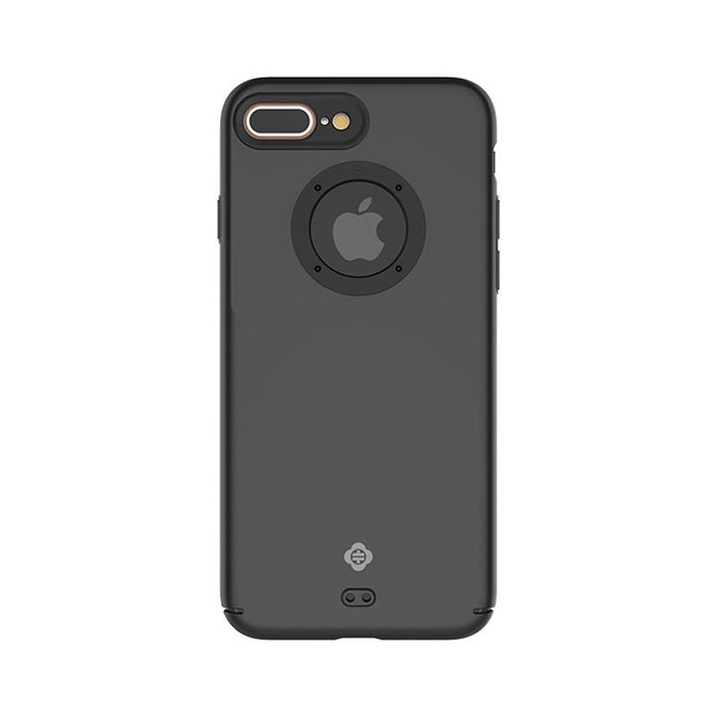 Totu Basis Series Casing for iPhone 7 Plus - Jet Black