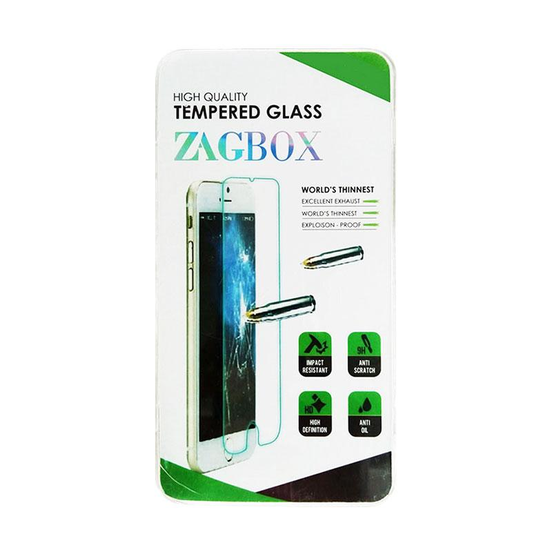 Zagbox Tempered Glass Screen Protector for Lenovo Vibe P1 or P1 Turbo - Clear