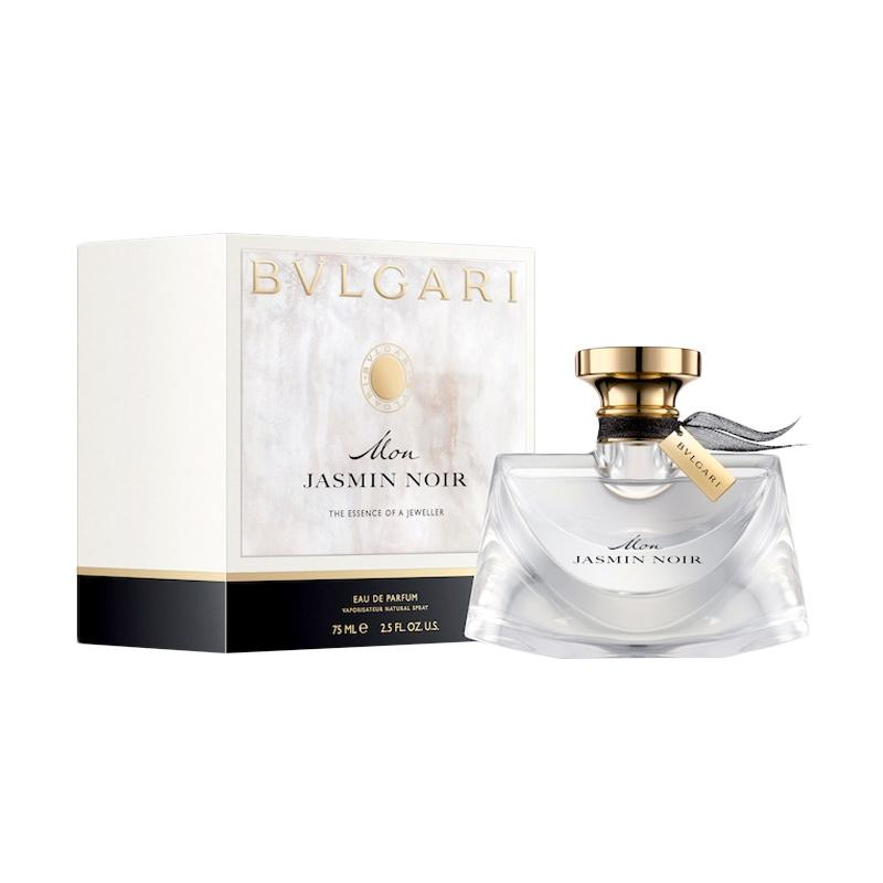 Bvlgari Mon Jasmine Noir For Women EDP Parfum Wanita [75 mL] Ori Tester Non Box