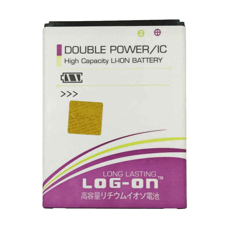 Log On Double Power Battery for Evercoss A88 [3800 mAh]