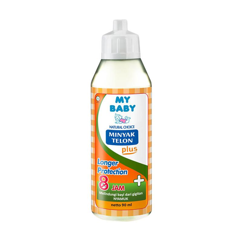 My Baby Minyak Telon Plus Longer Protection [90 mL]