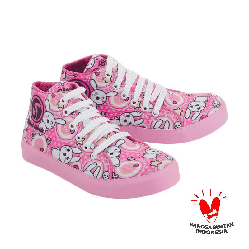 Blackkelly LNJ 083 Sepatu Sneakers Anak Perempuan