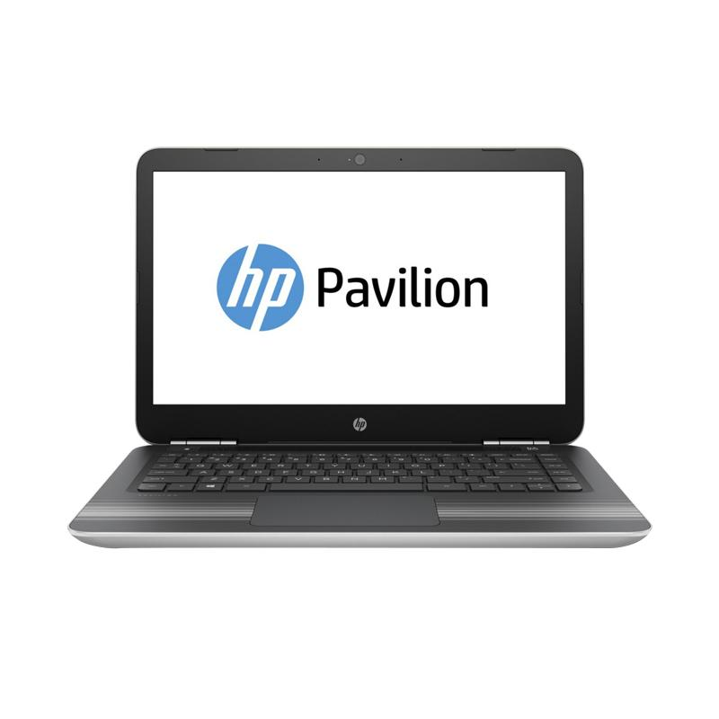 "HP Pavilion 14-AL168TX Notebook - Silver [i5-7200U/ 4GB/ 1TB/14""/Win 10]"